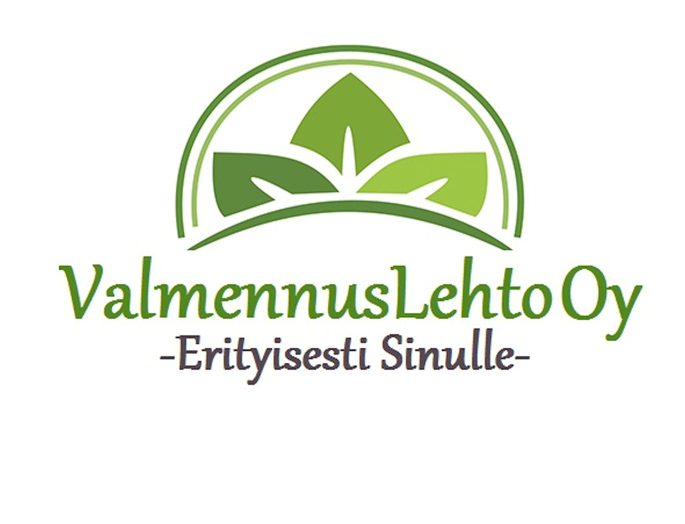 Valmennuslehto Logo